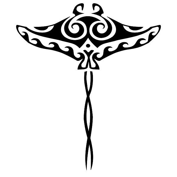 тату «Полинезия» 6