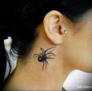 что значит паук в татуировке – фото