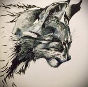 что значит татуировка с рысью – пример эскиза