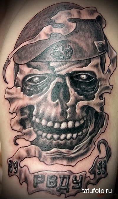 Значение военных тату 123123123123