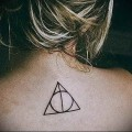 Значение тату треугольник 3