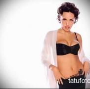 Татуировки Анджелины Джоли фото 12234234