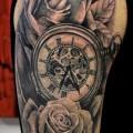 какой смысл татуировки часы