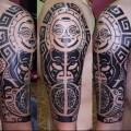 тату «Полинезия» 2