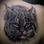 tattoo lynx 12