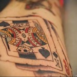 tattoo playing cards 123123123
