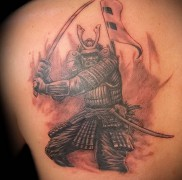 tattoo samurai 12
