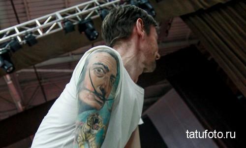 Кто стал лучшим на тату-конвенции в Благовещенске 1