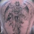 тату падший ангел 2