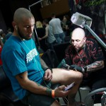 Кто стал лучшим на тату-конвенции в Благовещенске 2