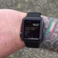 Apple Watch плохо работают из-за тату на руке 1