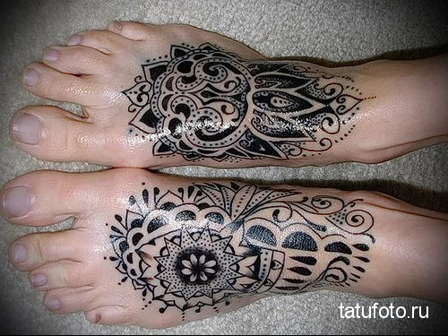 Indian lotus tattoo 3
