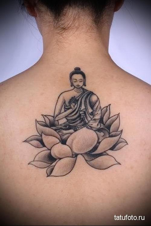 lotus tattoo 1