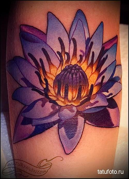 lotus tattoo 8