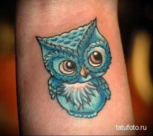 tattoo little owl 4