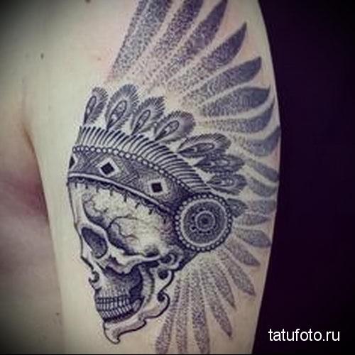 tattoo style dotwork girls 1