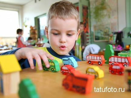 Как выбрать занятия детской группы неполного дня