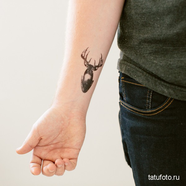 татуировки запястье рисунки