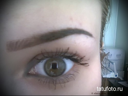 виды татуажа глаз 1