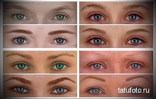 татуаж глаз цены 1