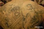 История возникновения татуировки – примеры на фото 17