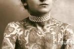История возникновения татуировки – примеры на фото 20