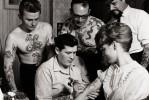 История возникновения татуировки – примеры на фото 3