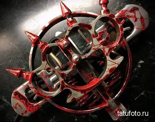 Оборудование в современной татуировке фото 345 35123 41234 234