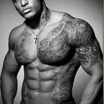 художественная татуировка для мужчин 1 фото