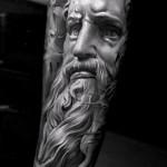 художественная татуировка для мужчин 5 фото