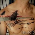 художественная татуировка 11 фото