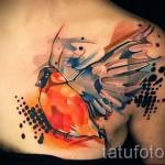 художественная татуировка 14 фото