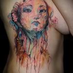 художественная татуировка 16 фото