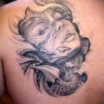 художественная татуировка 18 фото
