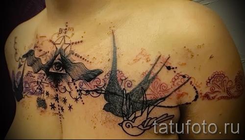 художественная татуировка 31 фото