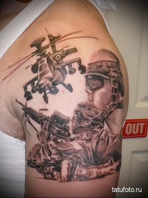 Армейская татуировка 3123123121235131223ё12