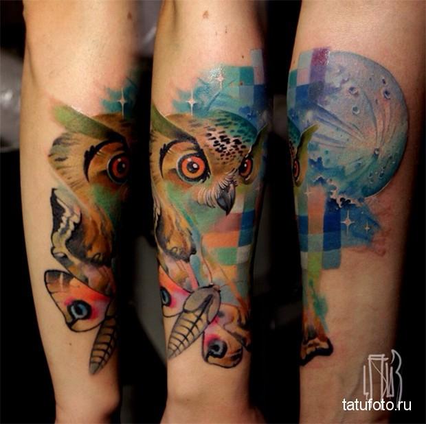 Выбор рисунка для татуировки и тату-мастера 5