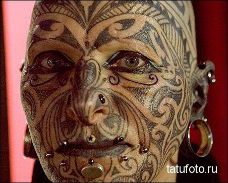 История возникновения татуировки - примеры на фото 1