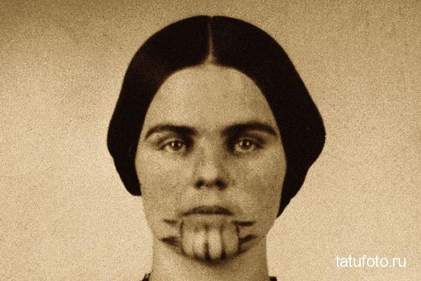 История возникновения татуировки - примеры на фото 19