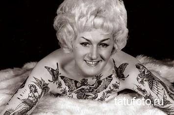 История возникновения татуировки - примеры на фото 5