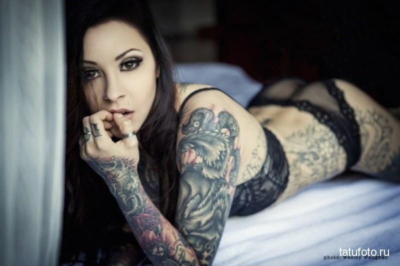Мысли о татуировке 1