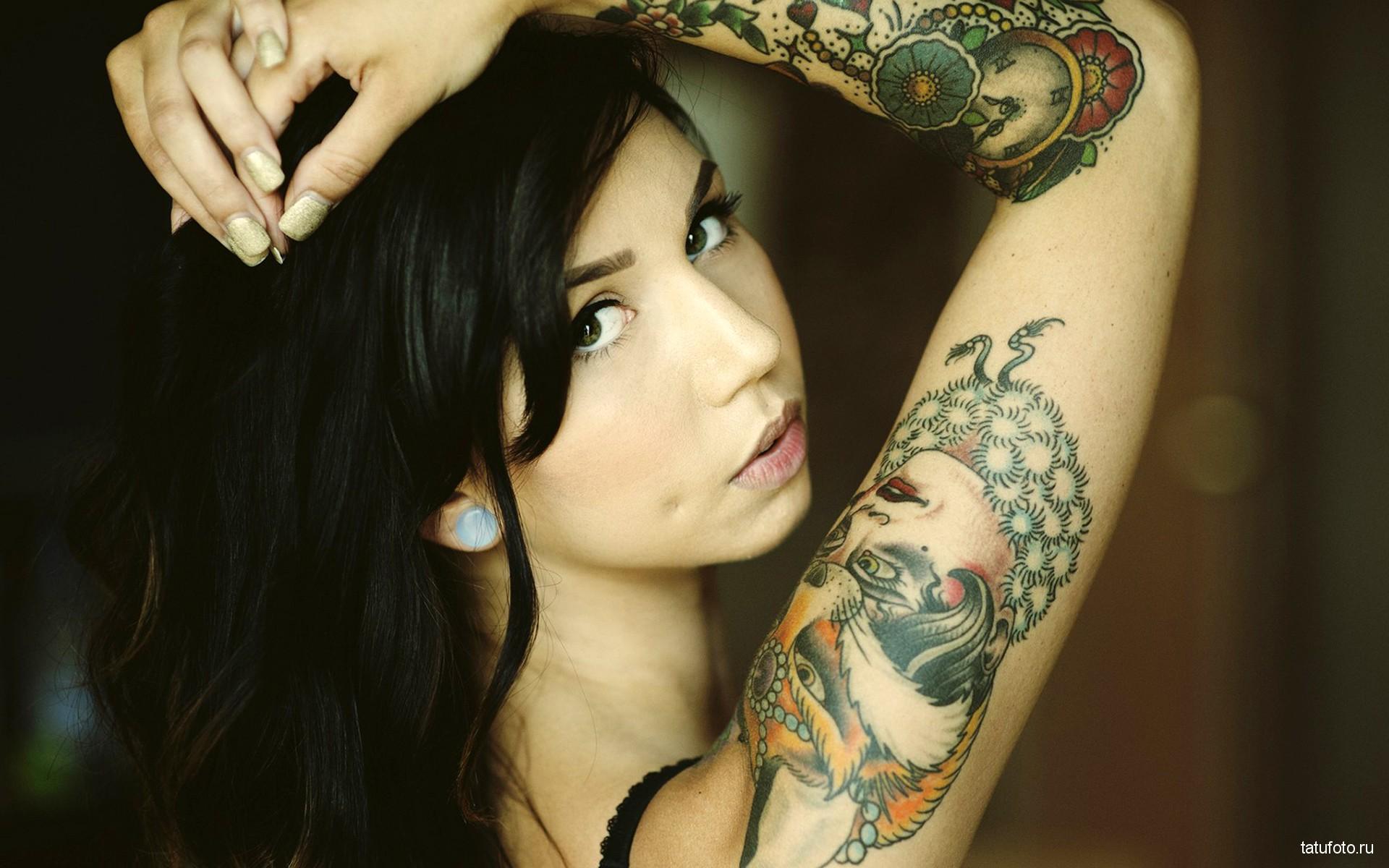 Мысли о татуировке 8
