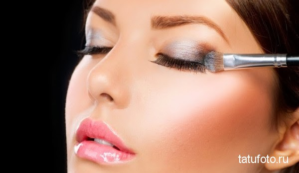 Основные этапы нанесения перманентного макияжа - примеры на фото 1