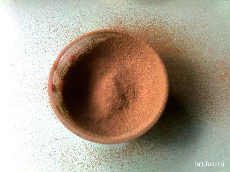 Приготовление пасты из хны в домашних условиях 7