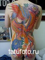 Японская татуировка 16
