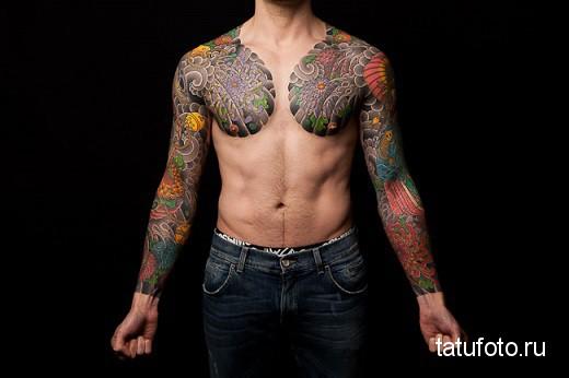 Японская татуировка 24