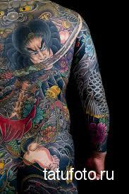 Японская татуировка 31