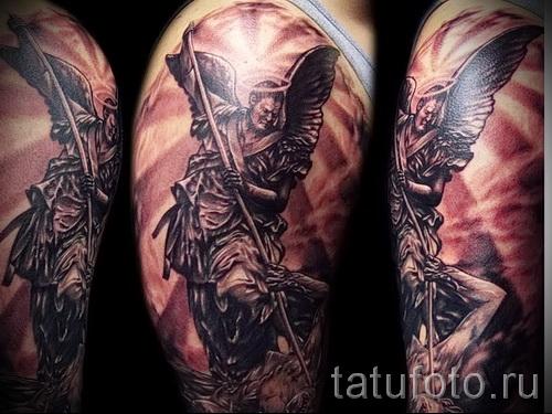 художественная татуировка 12 фото