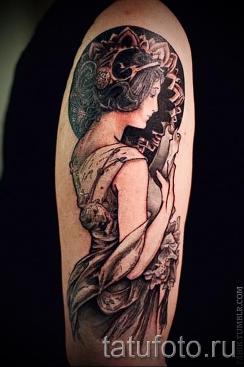 художественная татуировка 17 фото