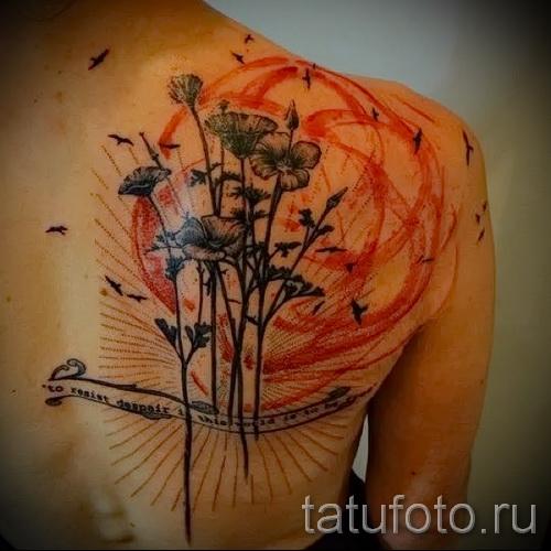 художественная татуировка 21 фото